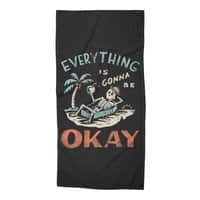 Okay - beach-towel - small view