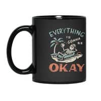 Okay - black-mug - small view