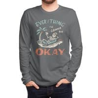 Okay - mens-long-sleeve-tee - small view