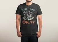 Okay - mens-triblend-tee - small view