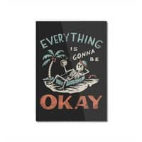 Okay - vertical-mounted-aluminum-print - small view