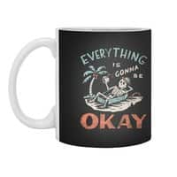 Okay - white-mug - small view