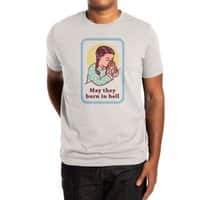Burn in Hell - mens-extra-soft-tee - small view