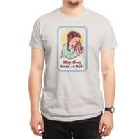 Burn in Hell - mens-regular-tee - small view