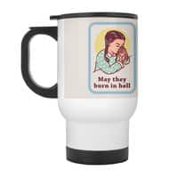 Burn in Hell - travel-mug-with-handle - small view