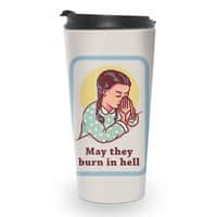 Burn in Hell - travel-mug - small view