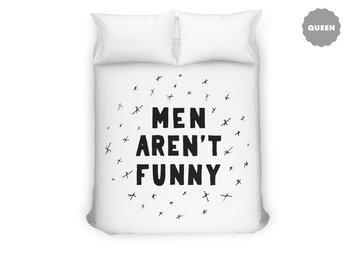Men Aren't Funny