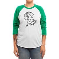 Tacos Al Pastor - triblend-34-sleeve-raglan-tee - small view