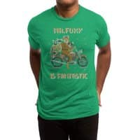 Mr. Foxie is Fantastic! - mens-triblend-tee - small view