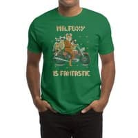 Mr. Foxie is Fantastic! - mens-regular-tee - small view
