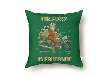 Mr. Foxie is Fantastic!