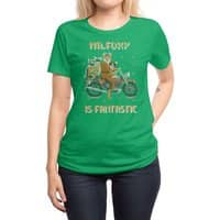 Mr. Foxie is Fantastic! - womens-regular-tee - small view