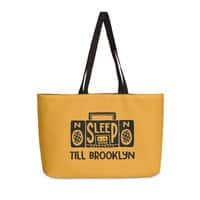 Retro Radio - weekender-tote - small view