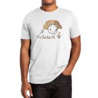 Tiny Triceratops - mens-extra-soft-tee - small view