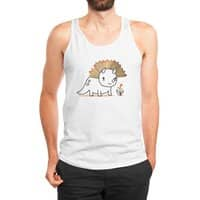 Tiny Triceratops - mens-jersey-tank - small view