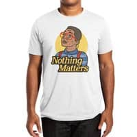 Nothing Matters - mens-extra-soft-tee - small view