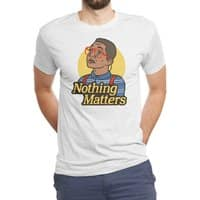 Nothing Matters - mens-triblend-tee - small view