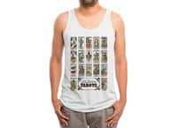 The Social Network Tarots - mens-triblend-tank - small view