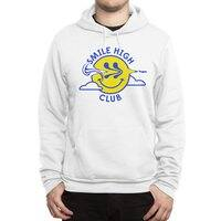 Smile High Club - hoody - small view