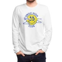 Smile High Club - mens-long-sleeve-tee - small view