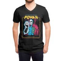 UNLIMITED POWAH - vneck - small view