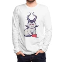 Meowleficent - mens-long-sleeve-tee - small view