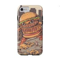 BurgerZilla - double-duty-phone-case - small view