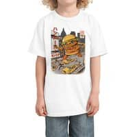 BurgerZilla - kids-tee - small view