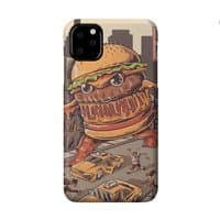 BurgerZilla - perfect-fit-phone-case - small view