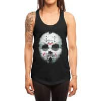 Friday Night Terror - womens-racerback-tank - small view