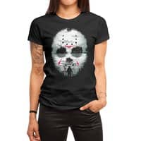 Friday Night Terror - womens-regular-tee - small view