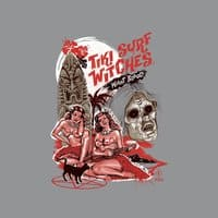 Tiki Surf Witches Want Blood - small view