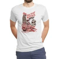 Tiki Surf Witches Want Blood - mens-triblend-tee - small view