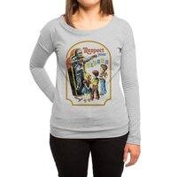 Respect Your Elders - womens-long-sleeve-terry-scoop - small view