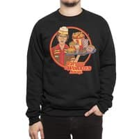 Eat Your Worries - crew-sweatshirt - small view