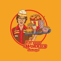 Eat Your Worries - small view
