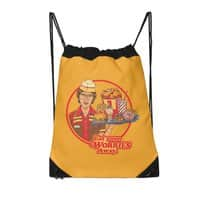 Eat Your Worries - drawstring-bag - small view