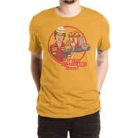 Eat Your Worries - mens-extra-soft-tee - small view
