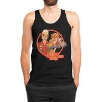 Eat Your Worries - mens-jersey-tank - small view