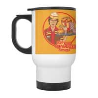 Eat Your Worries - travel-mug-with-handle - small view