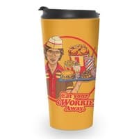 Eat Your Worries - travel-mug - small view