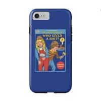 Who Gives a Sh*t? - double-duty-phone-case - small view