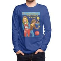 Who Gives a Sh*t? - mens-long-sleeve-tee - small view