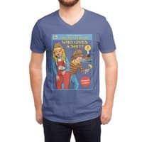 Who Gives a Sh*t? - vneck - small view