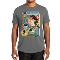 Fun with Shadows - mens-extra-soft-tee - small view