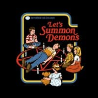 Let's Summon Demons (Black Variant) - small view