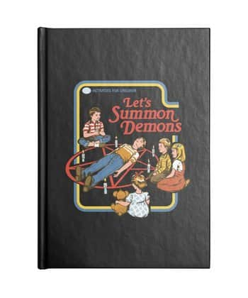 Let's Summon Demons (Black Variant)