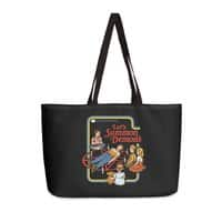 Let's Summon Demons (Black Variant) - weekender-tote - small view