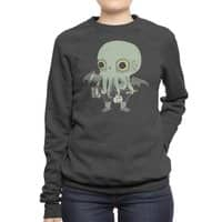 Cthulhu back to school - crew-sweatshirt - small view