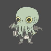 Cthulhu back to school - small view